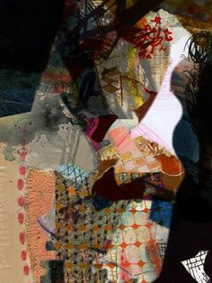 "Saatchi Art Artist Anait Abramian; New Media, ""Lotus effect. "" #art"