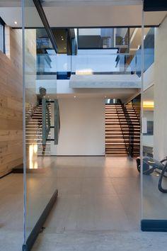 Concrete House | Entrance | Nico van der Meulen Architects #Design #Glass #Architecture #Concrete