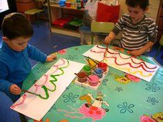 GRAFISME I CREATIVITAT: SESSIÓ 8 INFANTIL 3 ANYS
