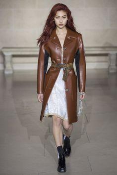 Louis Vuitton Fall 2017 Ready-to-Wear Fashion Show - Hoyeon Jung