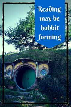 Reading is a great hobbit to have!