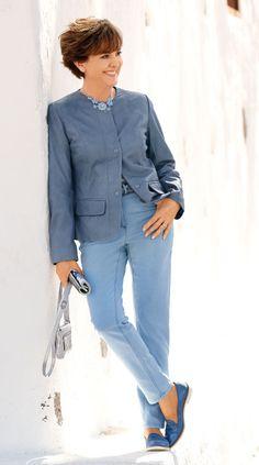 Erleben Sie meeresblaue Stunden mit Paola! Und noch viel mehr: http://www.klingel.de/magazin/mode/paolas-persoenliche-rubrik-im-klingel-magazin/ #Mode
