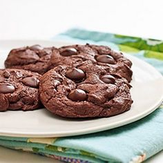 Mexican Hot Chocolate Chip Cookies | foodraf