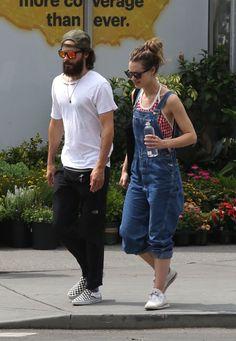 Jared and Joie Estrella in Lower Manhattan - 22.07.2017
