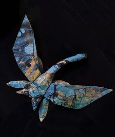 Origami Swallow-tailed Cryptoclidus