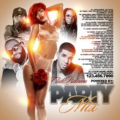Party flyers on ClubPSD: http://www.clubpsd.com