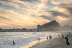 Into The Blue Sea | The words 'Rio de Janeiro' translate to mean River of January in English that link in with its colorful heritage. In January of the year 1501, an explorer set sail from Portugal and arrived at a swampy bay mistaking it for the mouth of a river and decided to name it after the month.