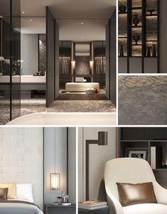 SCDA Mixed-Use Development Sanya, China- Show Villa (Type 2) Master Bath & Master Suite