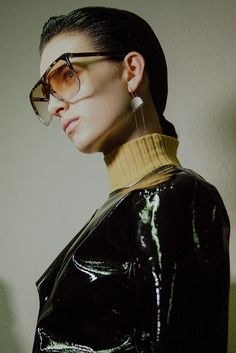 Loewe AW15, Dazed backstage, Womenswear, Paris