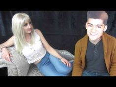 ♥ In The Trudy Lite Boudoir - with Zayn Malik from One Direction ♥