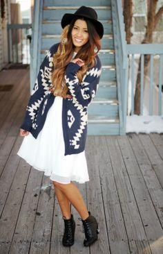 Holiday Dress Series: Boho Chic @LuLu*s
