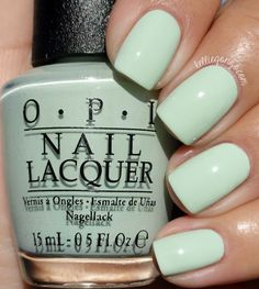 OPI SoftShades 2016 Pastel Collection Swatches & Review | KellieGonzo | Bloglovin'
