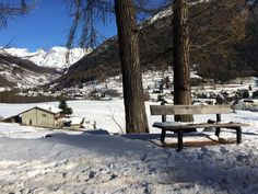 Relax in Val D'Ayas