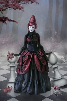 Chess Game by AliaChek on deviantART