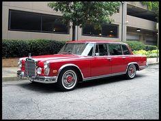 1969 Mercedes-Benz 600 Limousine #chocomeet @BenDeChocomeet #Team237 @chocomeet #RencontreAfricaine
