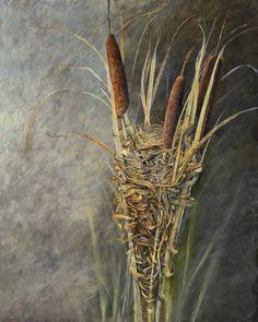 Joke Frima Dutch Realism Flower Paintings Contemporary