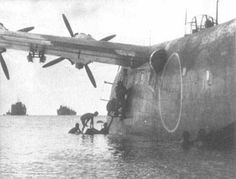 Kawanishi H8K Flying Boat
