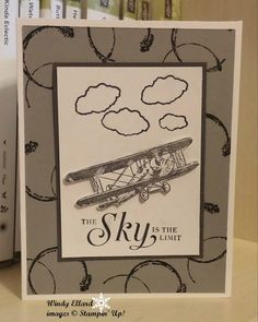 Windy's Wonderful Creations: FMS217 The Sky Is The Limit!