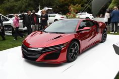 2017 Acura NSX [4928 x 3280] - see http://www.classybro.com/ for more!