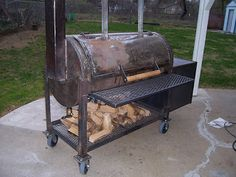 Build Your Own Smoker | Barbeque Smoker Plans | BBQ Smoker Plans