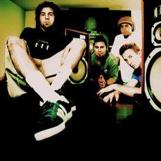 Deftones- 1994- Adrenaline Album Era