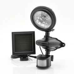 Powered by the sun, this security LED light offers a wire-free installation and an energy-saving security option that works great in remote or difficult to access locations such as sheds, rooftops, detached garages, and other outdoor buildings. After dark, the light's built-in PIR motion detector switches the light on automatically upon detecting motion, and then turns it off after a user-defined timer setting...Learn More