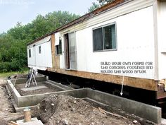 Great Canadian Mobile Home {Budget Friendly Renovation Tips} - Simple on Purpose Mobile Home Addition, Mobile Home Redo, Mobile Home Repair, Mobile Home Makeovers, Mobile Home Living, Mobile Home Decorating, Kitchen Makeovers, Decorating Ideas, Bathroom Makeovers