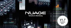 NUAGE | DAW Systems | Products | Yamaha