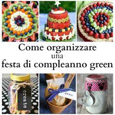 Come organizzare una festa di compleanno green
