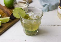 How to Make Caipirinha (Traditional Brazilian Drink)