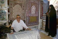 Iran, south Khorasan. nakşe-i cihan
