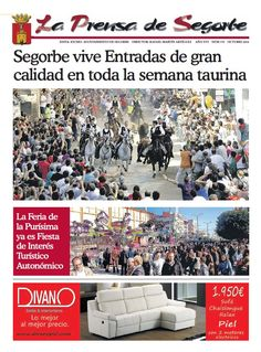 La Prensa de Segorbe nº 179 Octubre 2014