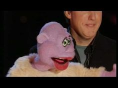 jeff dunham arguing with myself  peanut bad hair blooper
