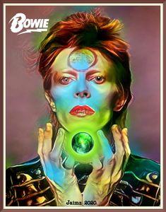 David Bowie, Pop Art, Rock, Star, Fictional Characters, Musica, Art, Stone, Art Pop