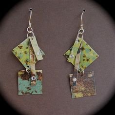 paper earring designs | paper earrings project