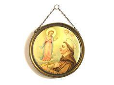 Représentation Religieuse de Saint François par LArriereBoutique