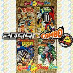 Geek4Cheep Marvel Comics 2099 Combo