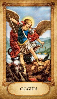 Prayer Card - Oggún (A)