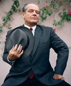Jack Nicholson-The Man of All Men Jack Nicholson, Jean Reno, John Travolta, Anthony Hopkins, Danny, Fashion Moda, Esquire, Ryan Gosling, Hollywood Stars