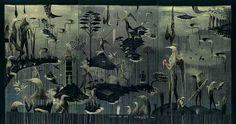 bill hammond nz painter - Google Search