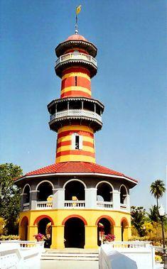 Lighthouse - Bang Pa-in, Ayutthaya