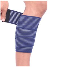 90*7.5cm elastic bandage tape sport knee support strap knee pads kinesiology protector band for Knee brace ankle leg wrist wrap #Affiliate