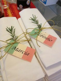 italian party themes | Pinned by Elen Costa