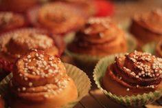 Kanelbular - Swedish cinnamon buns