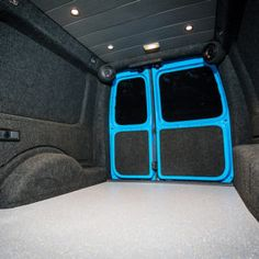 The Rees' VW Caddy-Maxi Lining Conversion - New Wave Custom Conversions