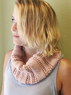Ravelry: KP Cowl pattern by Margo Snyder