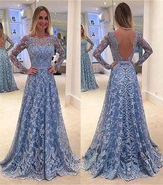Mermaid Prom Dresses,Long Prom Dresses,Lace Prom Dress,Long Mermaid