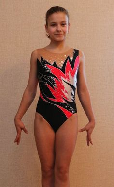 Seeing affection is really Gorgeously to me Kids Gymnastics Leotards, Rhythmic Gymnastics Costumes, Ballet Leotards For Girls, Gymnastics Wear, Kids Leotards, Gymnastics Outfits, Synchronized Swimming, Dance Moms Girls, Figure Skating Dresses
