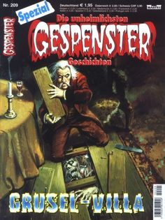 Gespenster Geschichten Spezial #209 - Grusel-Villa