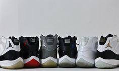 Air jordan XI Air Jordan 11s, Air Jordan Shoes, Jordan Xi, All Jordans, Authentic Jordans, Yeezy, New Shoes, Sneakers Fashion, Sneakers Nike